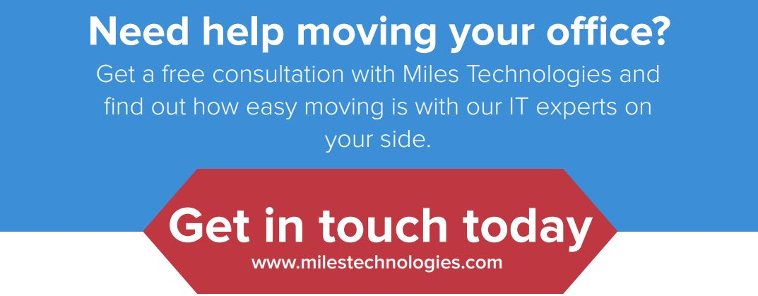 IT Office Moving Services