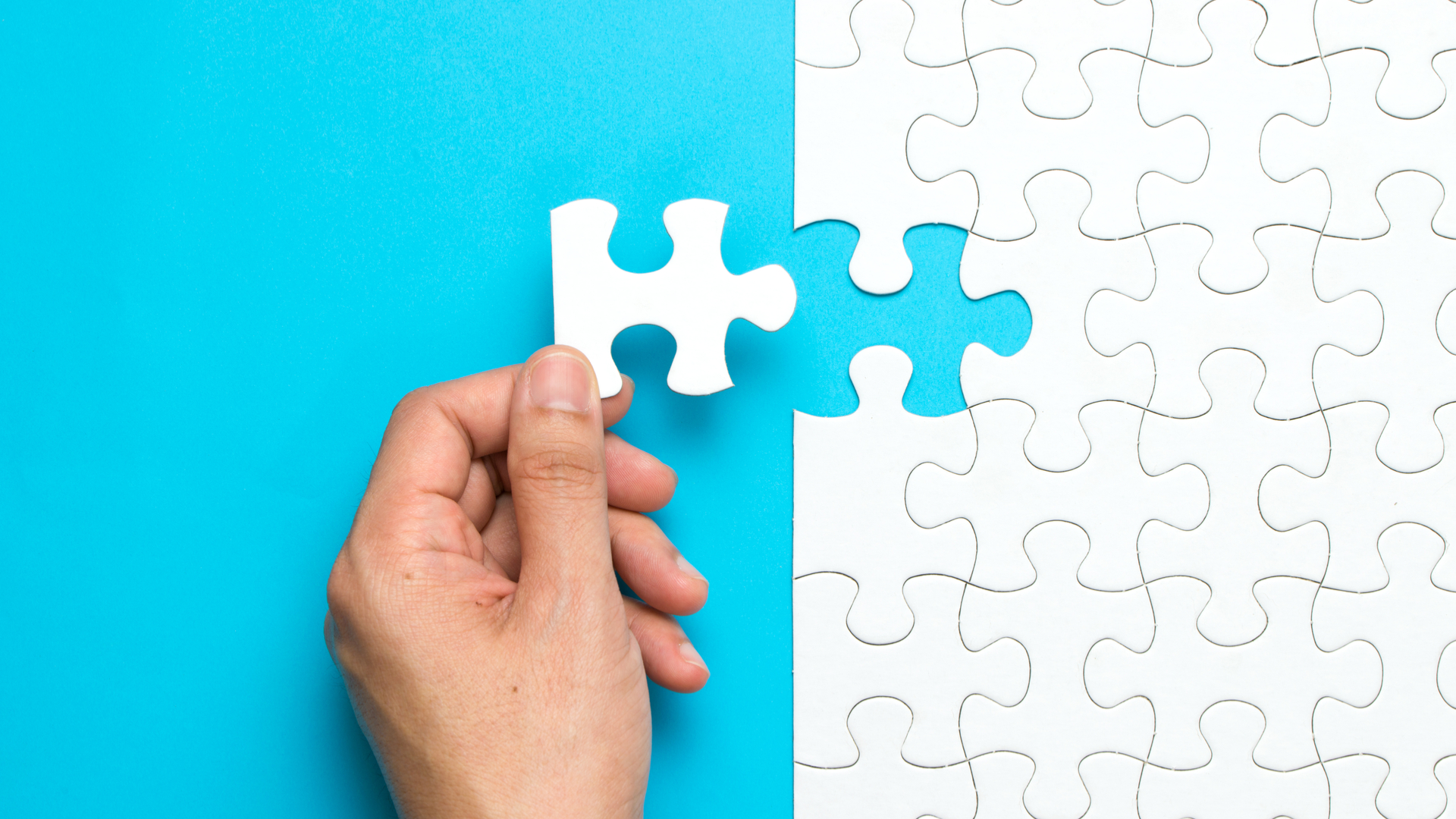 Finding the right software features can be like a puzzle.
