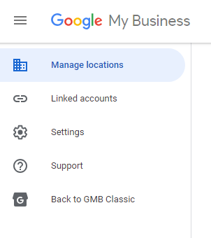 Manage all your business locations in one gmb account